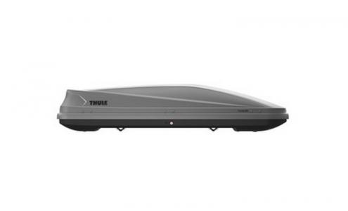 Автомобильный бокс Thule Touring (Touring Sport) 600 (Титан) 190x63x39 см 310 литров