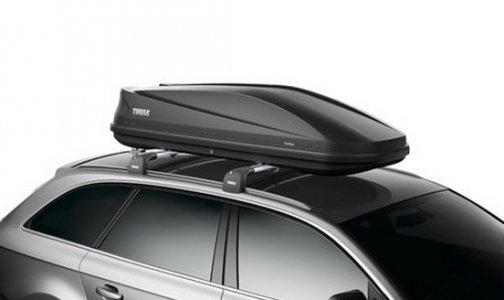 Автомобильный бокс Thule Touring 780 (Touring L) (черный глянец) 196x78x45 см 420 литров