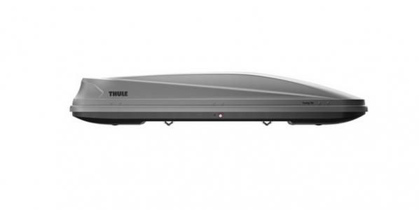 Автомобильный бокс Thule Touring 700 (Touring Alpine) (титан) 232x70x40 см 420 литров