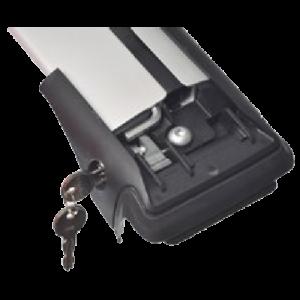 Багажник на рейлинги Fico CADILLACSRX 2005-2009  5-дв. SUV R53-S