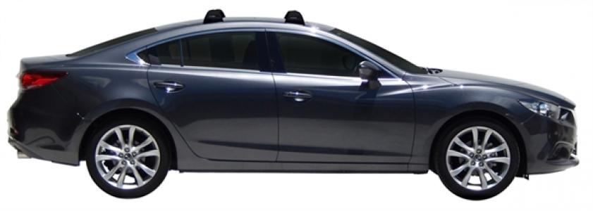 Багажник Whispbar FlushBar Mazda 6 2014, 4 Door Sedan 2012 - 2015