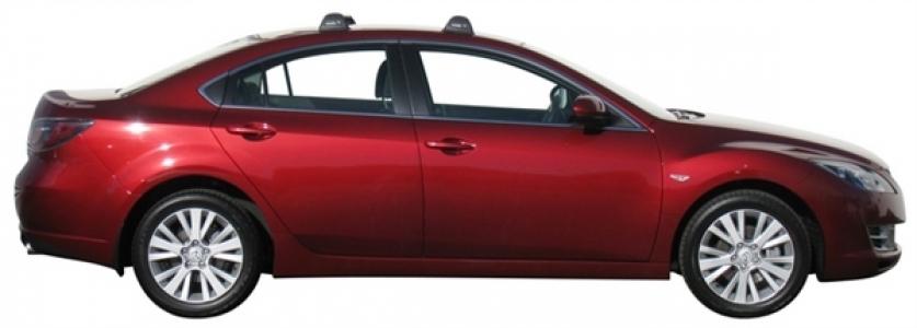 Багажник Whispbar FlushBar для Mazda 6 2010, 4 Door Sedan 2007 - 2011