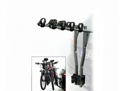 Крепление для перевозки велосипедов на фаркопе Peruzzo Arezzo (4 велосипеда)